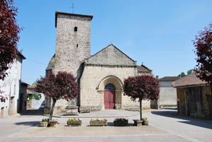 Eglise St Saturnin